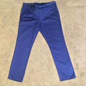 Navy Blue Bonobos Slim Fit Monday Chinos 38 x 32